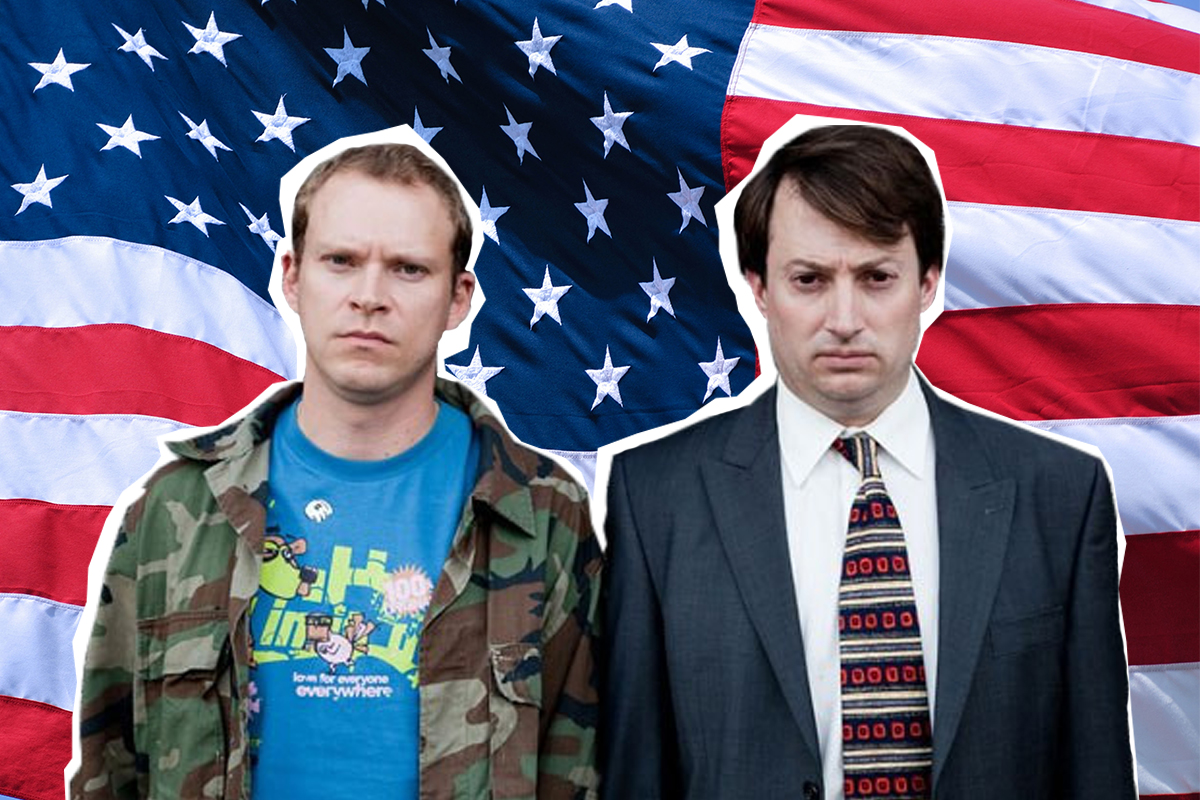 Channel 4's award-winning Peep Show is having a US revamp